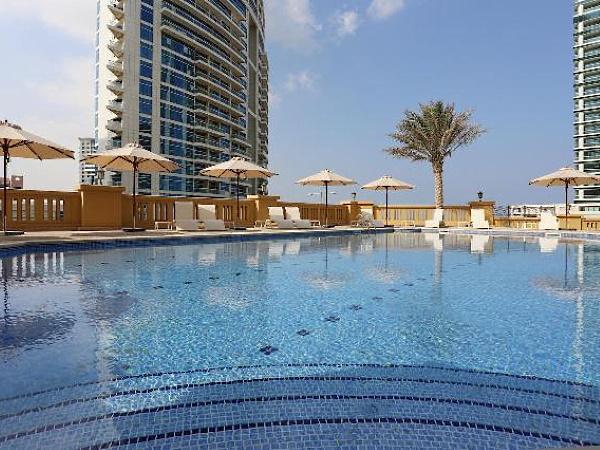 Letovanje Dubai Hawthorn Suites by Wyndham 4*