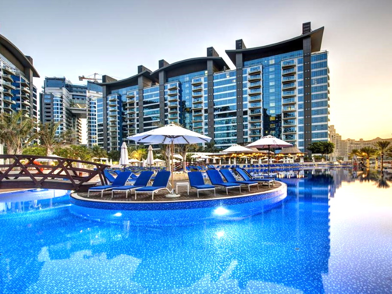 Letovanje Dubai Dukes Dubai Jumeirah The Palm 5*
