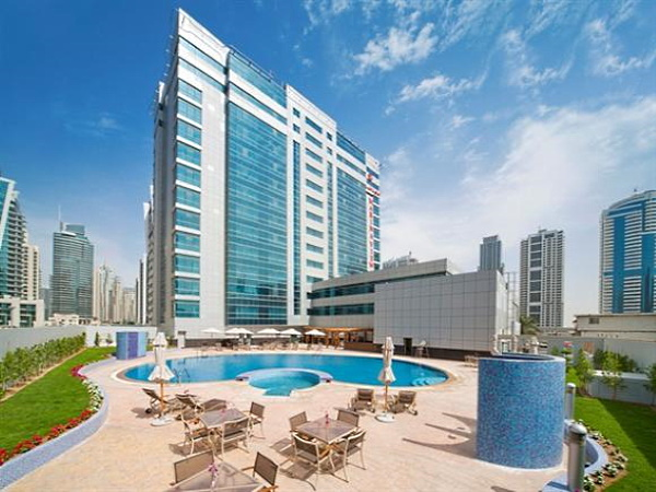 Letovanje Dubai Marina View Hotel Dubai 4*