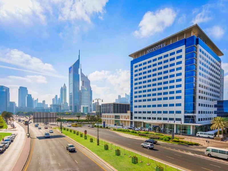 Letovanje Dubai Novotel World Trade Centre 4*