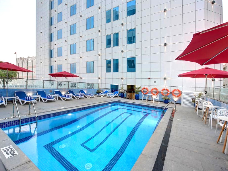 Letovanje Dubai Omega Hotel Dubai 4*