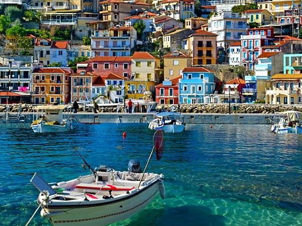 Letovanje Grčka Epir 2020