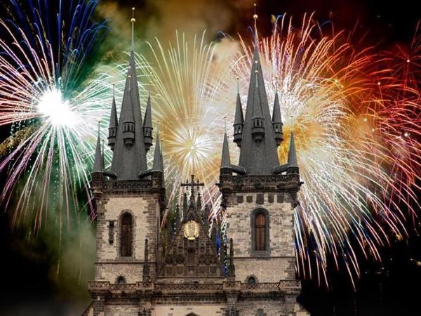 Doček Nove 2020 Prag