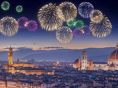 Doček Nove 2020 Toskana