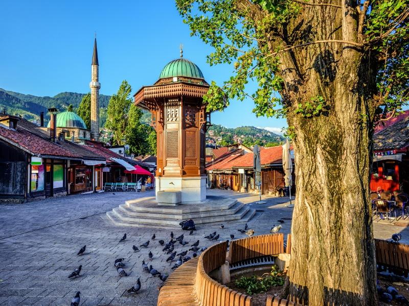 Sarajevo Izlet 2021