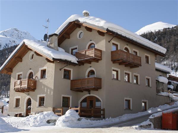 Zimovanje Italija Livinjo Apartman Chalet La Fonte