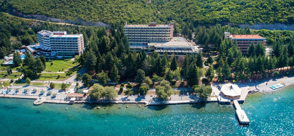Hotel Belvi Pogled