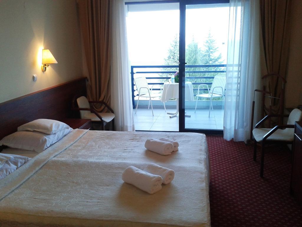 Hotel Belvi pogled na terasu