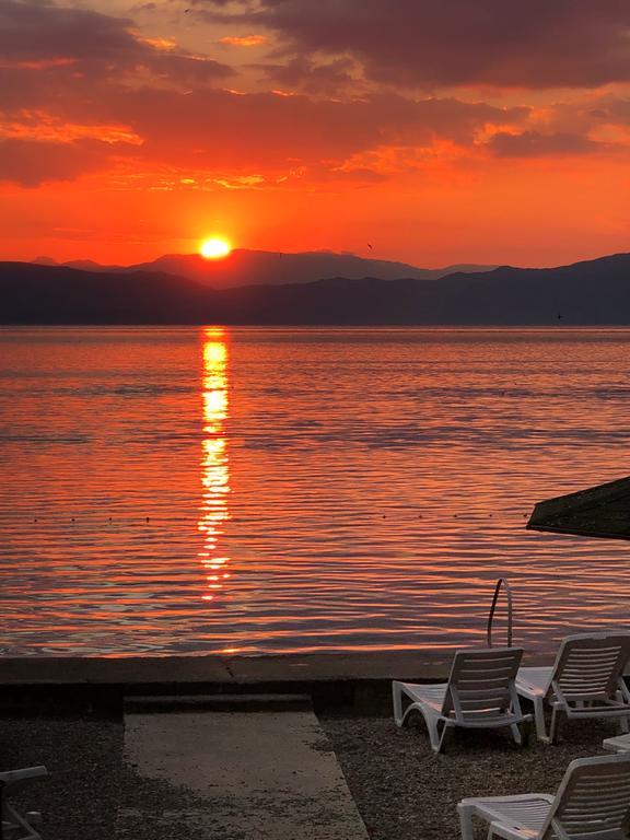Hotel Belvi zalazak sunca