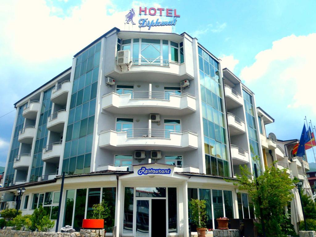 Hotel Diplomat Ohrid
