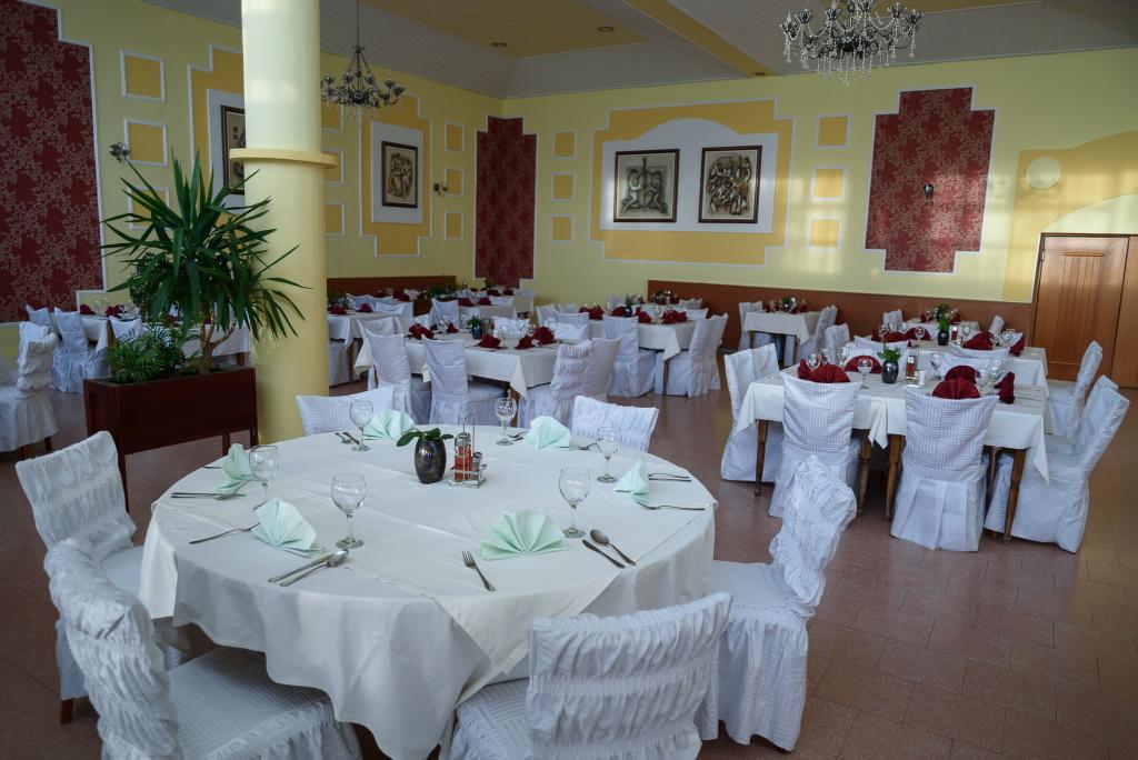 Hotel Klimetica Restoran