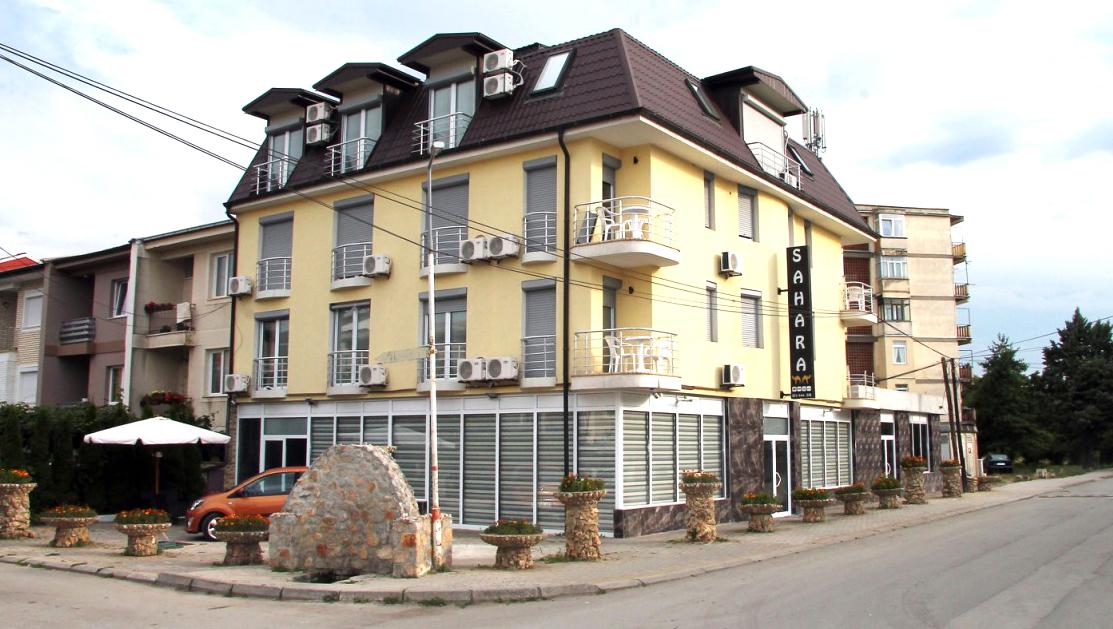 Hotel Sahara Ohrid