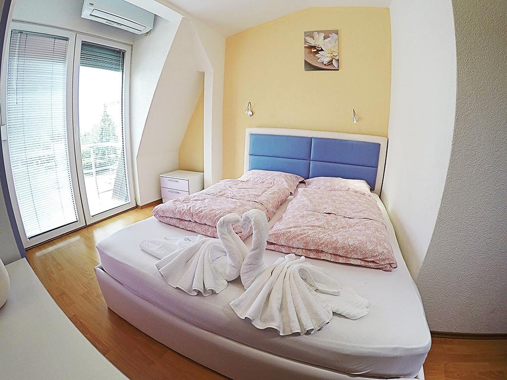 Hotel Sahara Krevet