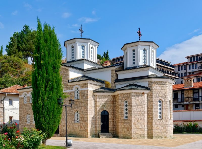 Letovanje Ohrid Manastir Kališta 2020