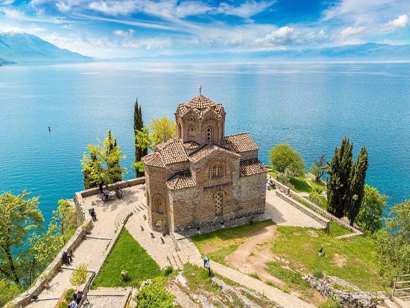 Ohrid Pogled