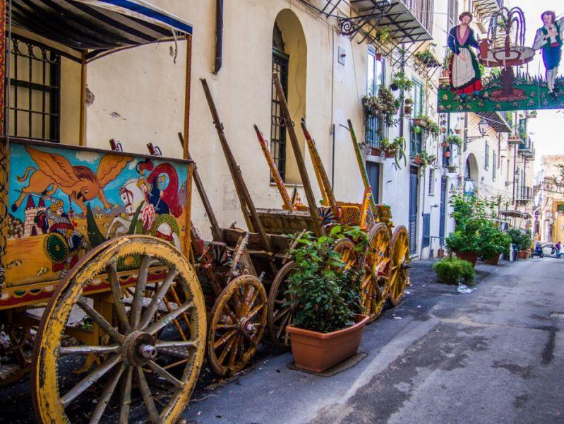 Letovanje Sicilija 2018 Palermo Monreale