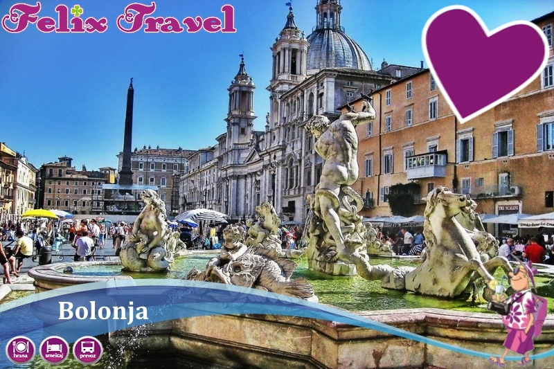 Dan Zaljubljenih Bolonja 2018