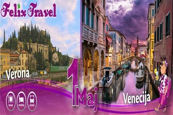 Prvi Maj Venecija Verona 2018