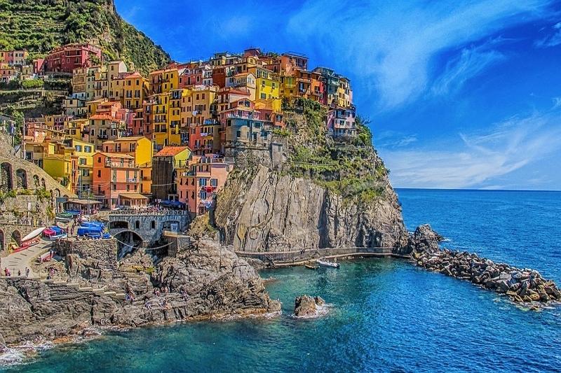 Putovanje Cinque Terre 2017