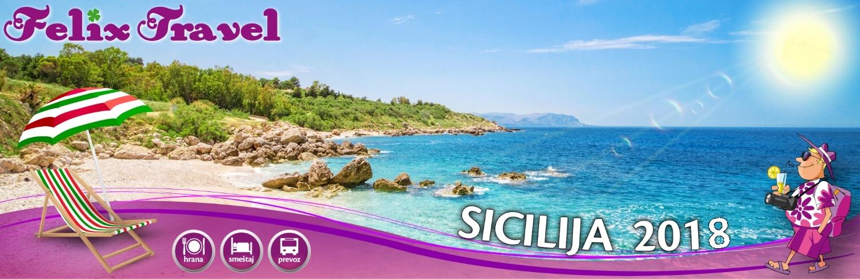 Letovanje Italija Sicilija 2017