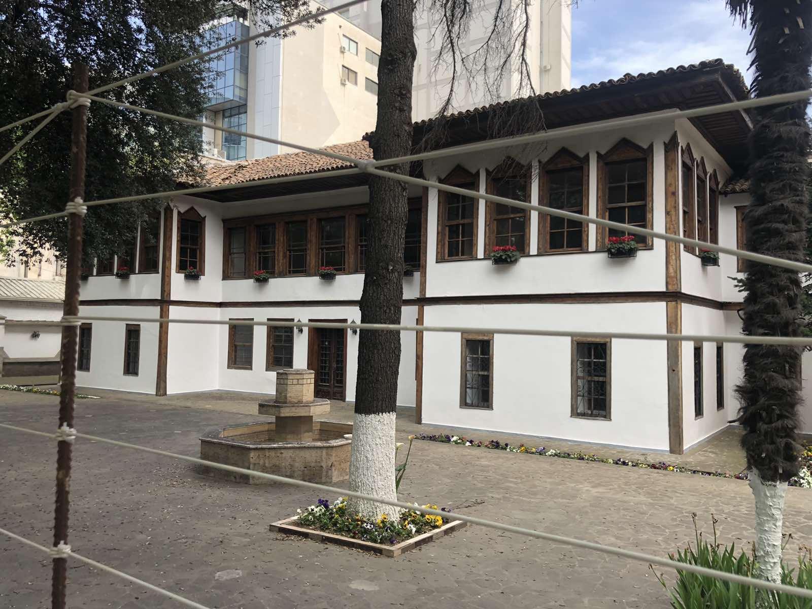 Tirana Putovanje
