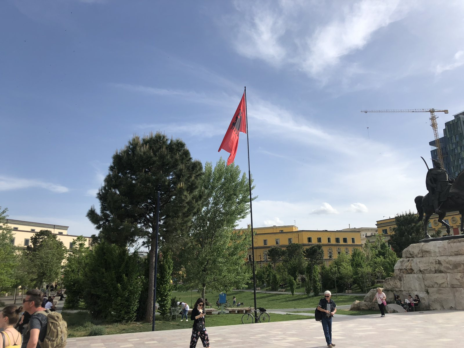 Tirana glavni grad