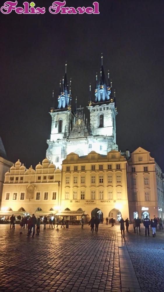 Prag Doček Nove 2018 Godine