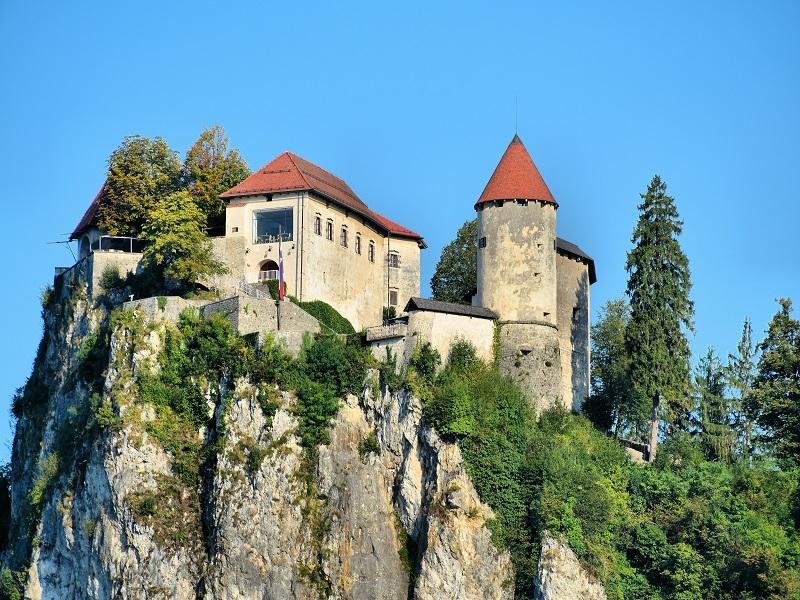 Putovanje Leto Slovenija Bled