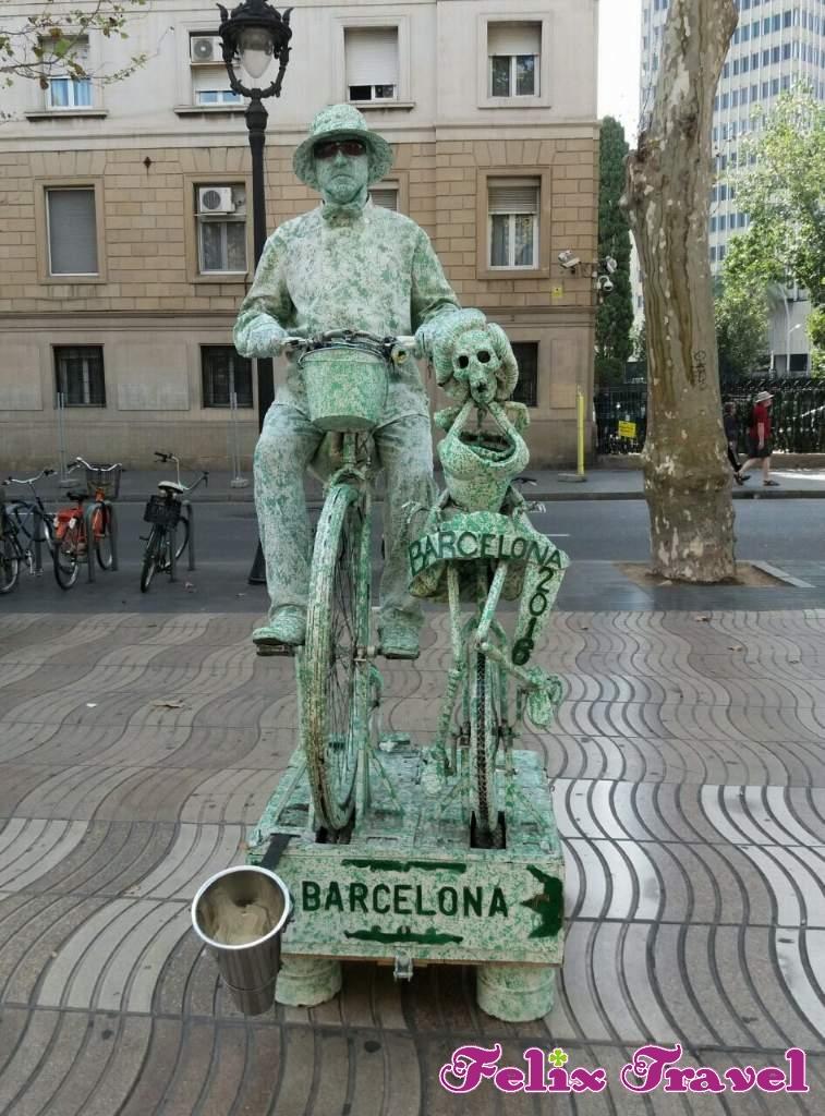 Letovanje Barselona 2020