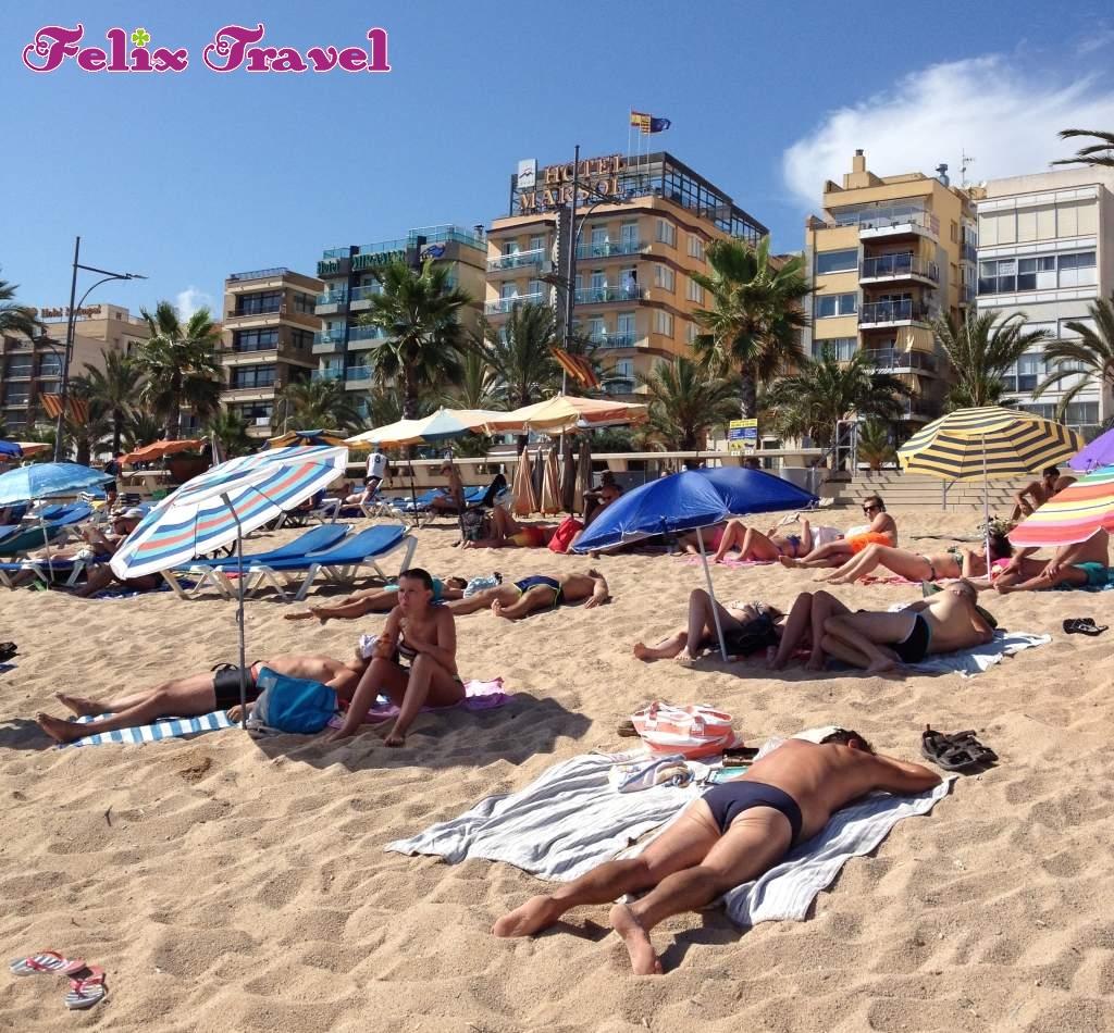 Španija Letovanje Ljoret de Mar 2020