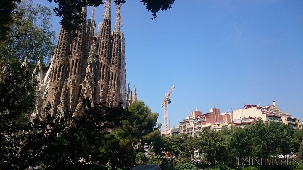 Letovanje Španija Barselona 2020