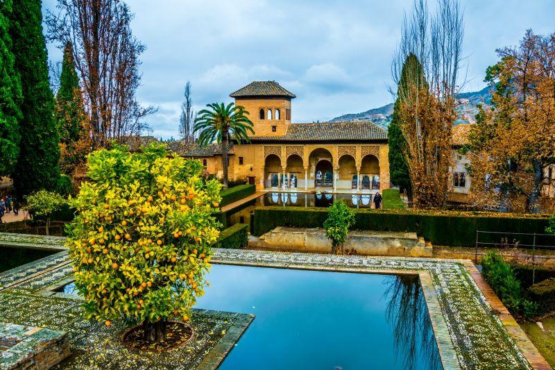Putovanje Španija Andaluzija Granada