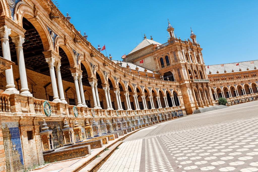 Putovanje Španija Andaluzija Sevilja