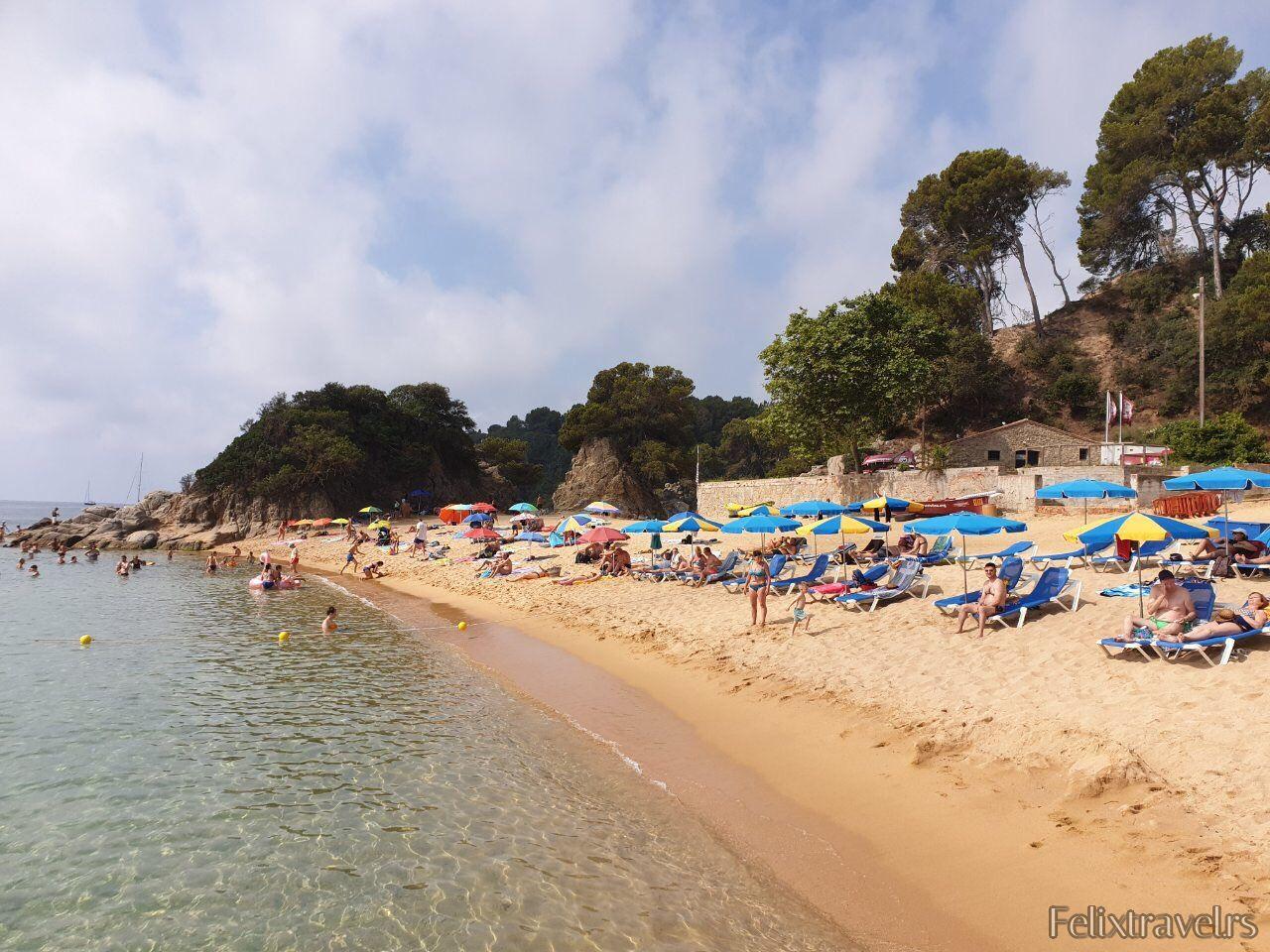 Španija Letovanje Santa Cristina
