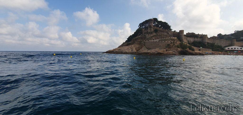 Španija Letovanje Tossa de Mar