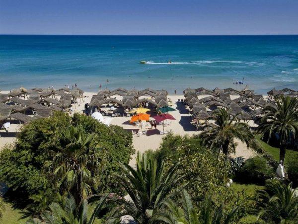 Tunis Hamammet Lti Les Orangers