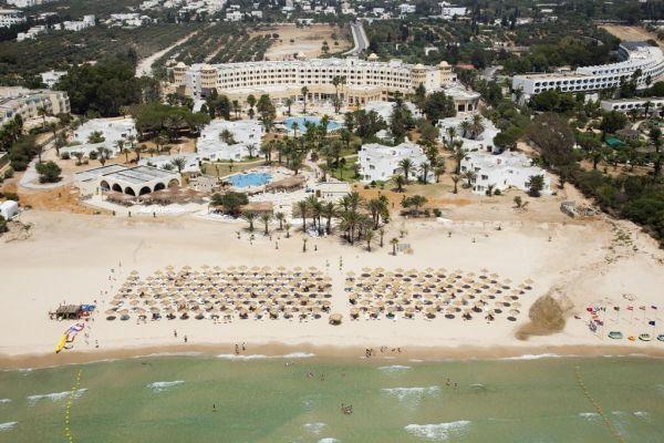 Tunis Hamammet Steigenberger Marhaba Thalasso