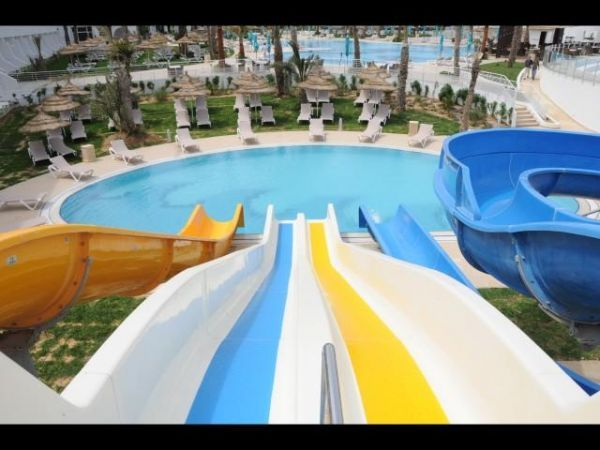 Tunis Hamammet Vinci Nozha Beach