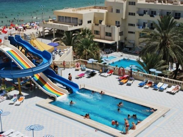 Tunis Sousse City And Beach Hotel