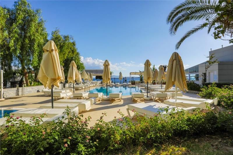 Letovanje Turska Bodrum Hotel Dragut Point North