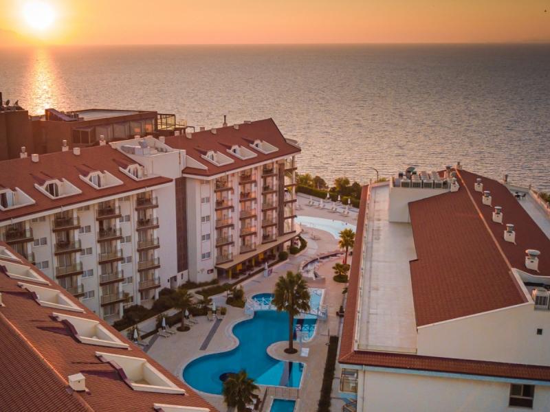 Turska Kusadasi Hotel Ramada Pogled