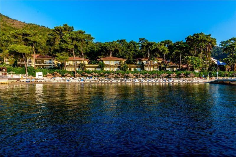 Letovanje Turska Marmaris Hotel Grand Yazici Club Turban Thermal Hotel