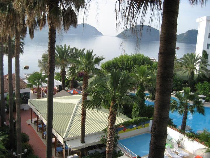 Letovanje Turska Marmaris Hotel Amos