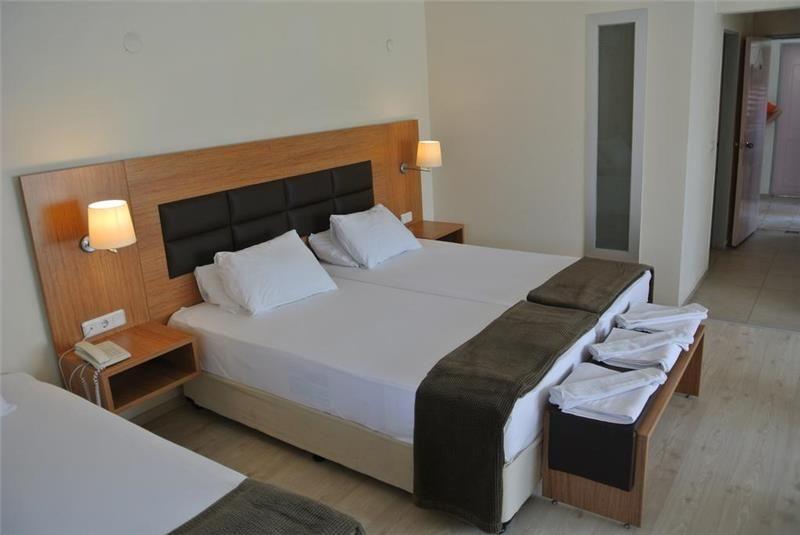 Letovanje Turska Marmaris Hotel Begonville Hotel