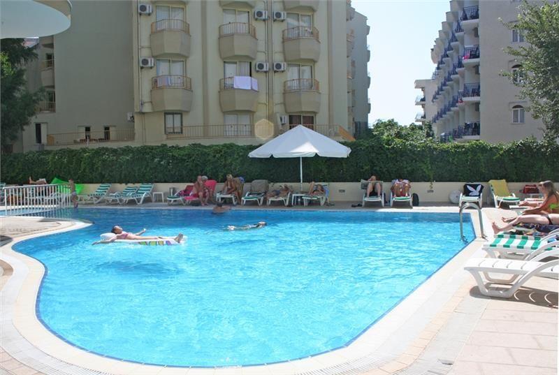 Letovanje Turska Marmaris Hotel Cihanturk