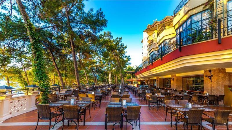 Letovanje Turska Marmaris Hotel Grand Yazici Club Marmaris Palace