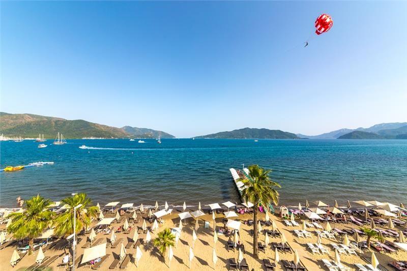 Letovanje Turska Marmaris Hotel Honeymoon Beach