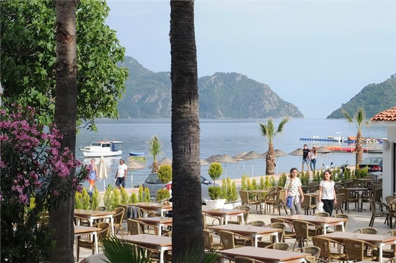 Letovanje Turska Marmaris Hotel Luna Beach Deluxe