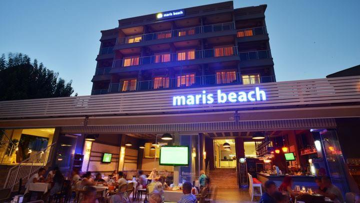 Letovanje Turska Marmaris Hotel Maris Beach