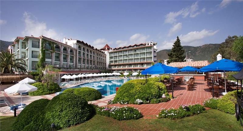 Letovanje Turska Marmaris Hotel Marti La Perla